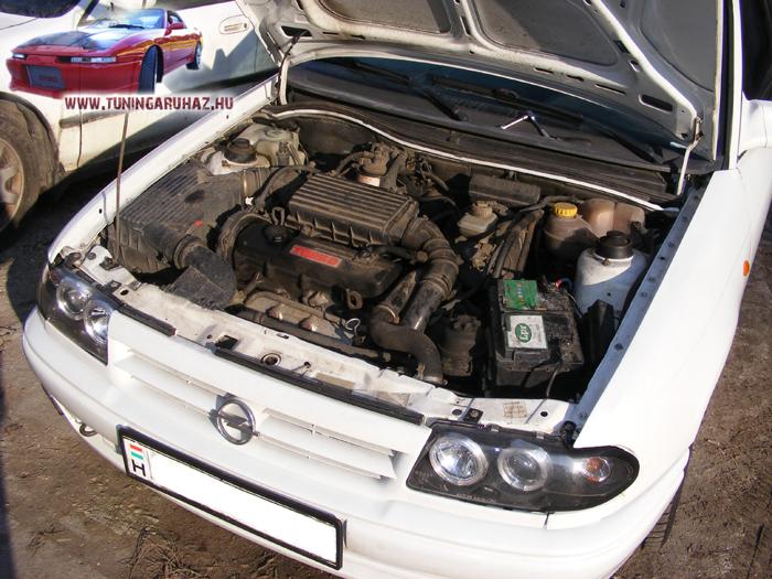 Opel Astra F diesel lefújószeleppel