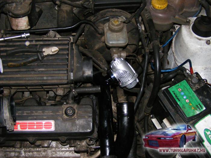 Opel Astra lefújószelep