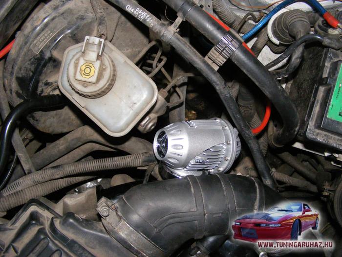 Opel Astra bov