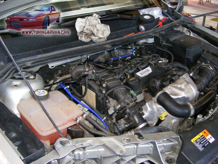 Ford Focus 1.6 TDCi diesel lefújószeleppel