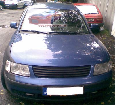 Volkswagen Passat 1.9 TDi blow off valve
