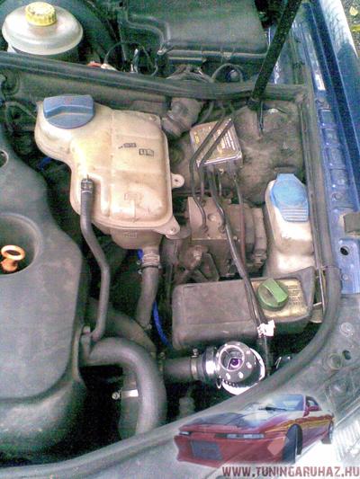 Volkswagen Passat TDi blow off valve